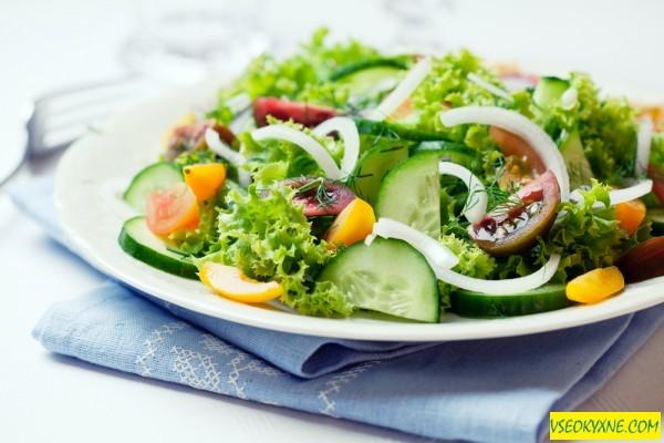 салат из брокколи и помидорами рецепты приготовления