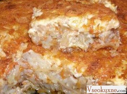Рецепт второго блюда из свиных ребрышек