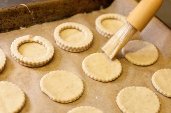 Тарталетки из готового слоеного теста рецепты
