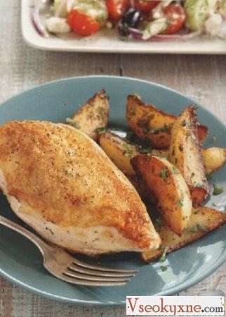Салаты из курицы рецепты с простой 2