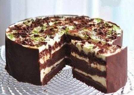 рецепт пижон торт
