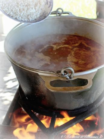 Суп Харчо…, а вернее «принцип Харчо» от Тамары Платоновны Сулаквелидзе