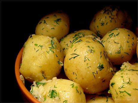 Как правильно варить картофель, чтобы он получился вкусным?