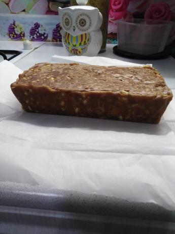 Как я готовила карамель для торта, а получился шербет! В чём причина?