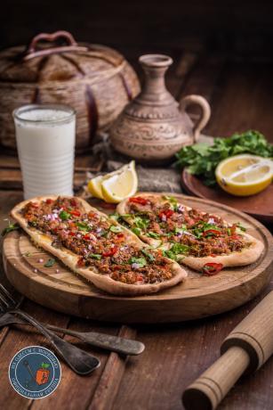 Лахмаджун| Lahmacun| Турецкая пицца