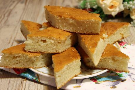 Рецепт самого простого пирога на кефире к чаю: затрат меньше 50 руб