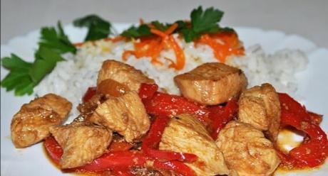 """Обожаемая гостья стола """"Индейка под соусом"""". Сколько бы не готовила, а вкус всегда удивляет"""