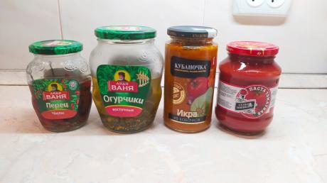 Два проверенных способа, как уберечь открытые продукты от плесени